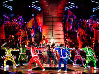 Michael Jackson - The IMMORTAL World Tour: Cirque Du Soleil picture