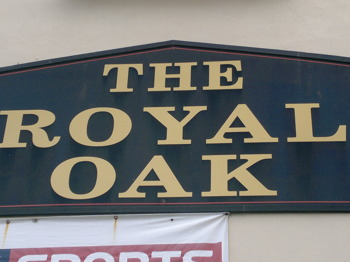 The Royal Oak Maesteg venue photo