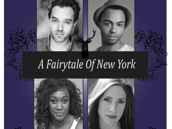 A Fairytale Of New York: Hadley Fraser, Adrian Hansel, Rosalie Craig, Sandra Marvin picture