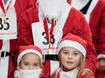 Santas On The Run Nottingham picture
