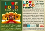Flyer thumbnail for Christmas At The Spiegeltent: Love Food Festival