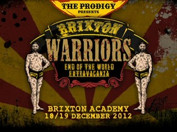 Warriors End Of the World Extravaganza: The Prodigy + Gedo Mega B*tch + South Central + More! picture
