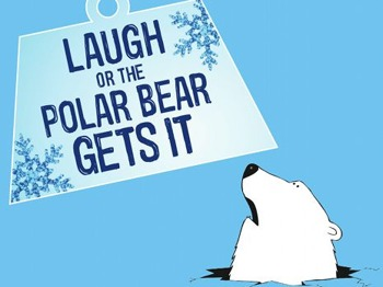 Laugh Or The Polar Bear Gets It: Josh Widdicombe, Tony Law, Danny Bhoy, Stewart Lee, Ed Byrne, Dan Antopolski, Francesca Martinez picture