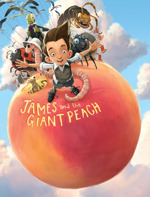 Flyer thumbnail for James And The Giant Peach