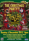 Flyer thumbnail for Christmas Show: That'll Be The Day + The Last Carnival
