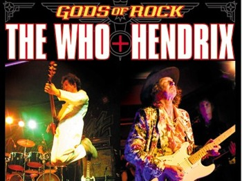 Gods Of Rock Who + Hendrix Trubute Show: Who's Who + EXP picture