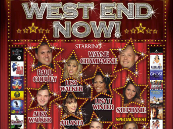 West End Now!: Paul Cobley, Lisa Walker picture