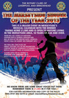 Flyer thumbnail for Merseyside Singer Of The Year 2013 Competition