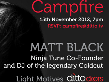Campfire: DJ Matt Black picture
