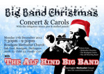 Flyer thumbnail for Big Band Christmas: AH Big Band