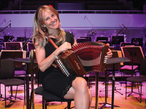 Sharon Shannon artist photo