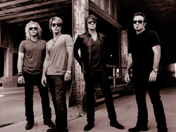 Because We Can Tour: Bon Jovi picture