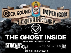 Picture for The Rock Sound Impericon Exposure Tour