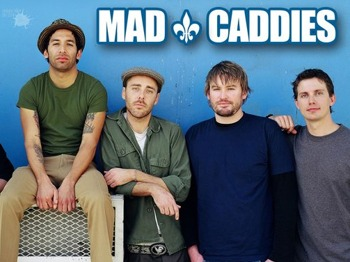 Mad Caddies + Electric River + Wild Heart picture