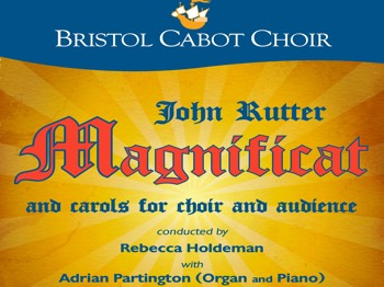 Christmas Concert: Bristol Cabot Choir, Adrian Partington picture