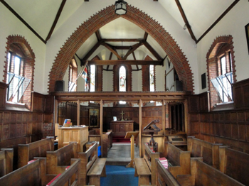 The Chapel @ Sir William Borlase's Grammar School venue photo