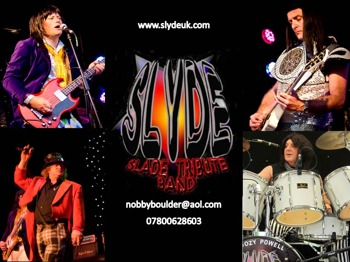 Slyde (UK No1 Slade Tribute Band) artist photo
