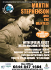Flyer thumbnail for Martin Stephenson & The Daintees