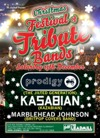 Flyer thumbnail for Christmas Festival Of Tribute Bands: The Jilted Generation + Kazabian + Marblehead Johnson