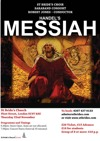 Flyer thumbnail for Handel's Messiah: Saraband Consort, St Bride's Choir