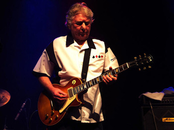 Mick Ralphs Blues Band + Mick Ralphs picture