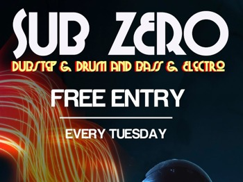 Sub Zero - Dubstep/ Electro/ Drum And Bass picture