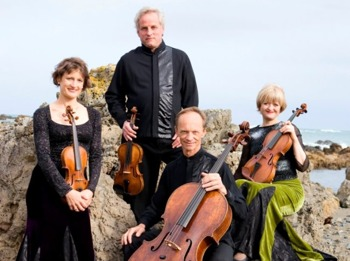 New Zealand String Quartet picture