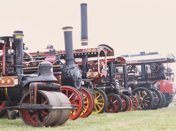 Cumbria Steam Gathering picture