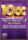 Flyer thumbnail for 40th Anniversary Tour: 10cc