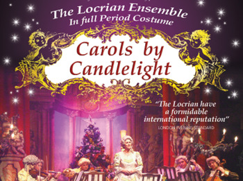 Carols By Candlelight: The Locrian Ensemble picture