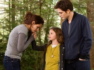 Film promo picture: The Twilight Saga: Breaking Dawn Part 2