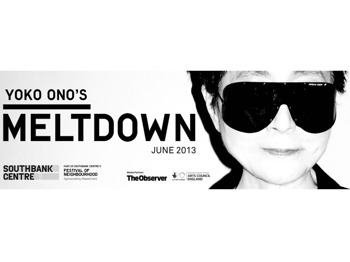 Yoko Ono's Meltdown: Cut Piece: Peaches picture
