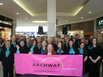 Archway Contemporary And Gospelish Choirs picture