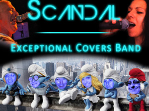 Scandal artist photo