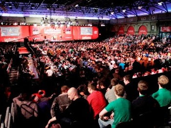 Ladbrokes World Darts Championship : Preliminaries / Round One picture