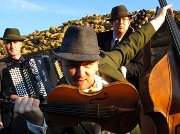 New Budapest Café Orchestra picture