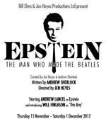 Flyer thumbnail for Epstein - The Man Who Made The Beatles
