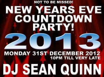 New Years Eve Party At The Legendary Funkyfish: DJ Sean Quinn picture