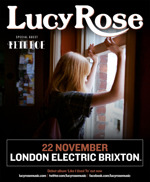 Flyer thumbnail for Lucy Rose
