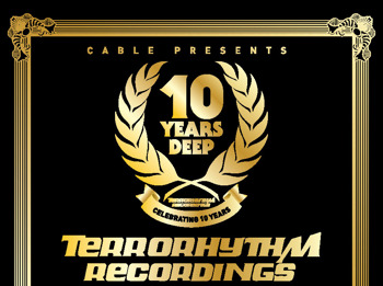 Cable Present 10 Years Of Terrorhythm: Plastician + Stinkahbell + Tempa T + Crissy Criss + DJ Cameo + Rival + mrk1 + Macabre Unit + Row D + sETra + Psyam + Om Unit + Scrufizzer + Fearless + Big Nastie picture