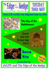 Flyer thumbnail for Three Excellent Live Bands For £3: The Day of the Rabblement + Dusty and the Brown Bag Band + Santa Rita