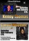 Flyer thumbnail for Kenny Thomas + Angie Brown