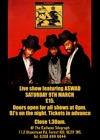 Flyer thumbnail for Aswad Live P.a.: Aswad