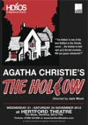 Flyer thumbnail for Agatha Christie's The Hollow