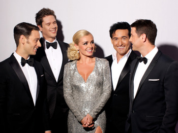 Il Divo, Katherine Jenkins picture