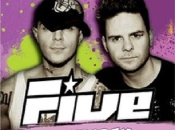 Fuzzy Logic Present 5ive Live picture