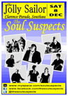Flyer thumbnail for Live Soul Evening: The Soul Suspects