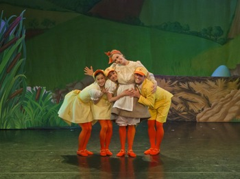 The Ugly Duckling: Northern Ballet picture