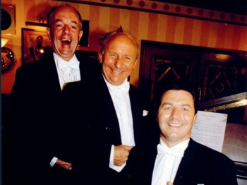 Tenorissimo: Three Tenors At Christmas: Morgan Lee-James, Geoffrey Coles, James Fitzgerald picture