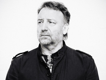 Peter Hook & The Light Perform Unknown Pleasures: Peter Hook + Tiny Phillips picture